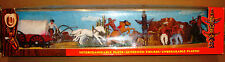 SOLDATINI ART.587 COWBOY & INDIAN ADVENTURE SET SWOPPET (ATLANTIC/DULCOP/TIMPO)