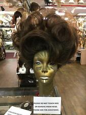 SIN CITY WIGS RED CARPET SMOOTH UPDO BIG PERFECT CURLS WAVE POOF SHAPE SEXY GLAM