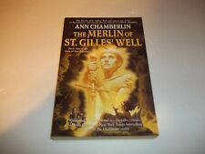 The Merlin Of St. Gilles' Well - Joan Of Arc Tapestries by Ann Chamberlin SC new