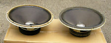 Pair Altec 421 15 inch 8 ohm Speakers