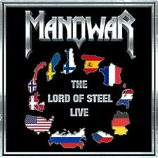 Manowar - The lord of steel-live *CD*NEU*