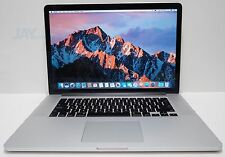 "Apple MacBook Pro Retina Display Core i7 2.0GHz 15"" 8GB 256GB SSD ME293LL/A"