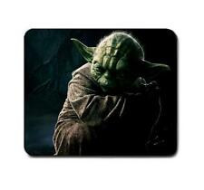 NEW Large Mouse Pad - STAR WARS *MASTER YODA* Computer, Gaming Mousepad