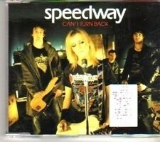 (CT300) Speedway, Can't Turn Back - 2004 DJ CD