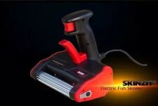 SKINZIT ELECTRIC FISH SKINNER FS1000A  *FREE* CARRYING BAG! GLOBAL SHIPPING!