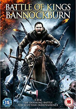 BANNOCKBURN - BATTLE OF KINGS - DVD - REGION 2 UK