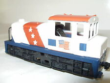 Lima Diesel Shunter . US Livery. Excellent complete condition. HO Scale. No box