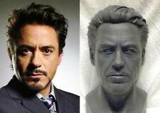 IRON MAN Tony Stark 1:1 Bust Robert Downey Jr. Avengers CIVIL WAR not Hasbro
