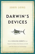 John Long - Darwins Devices (2012) - Used - Trade Cloth (Hardcover)