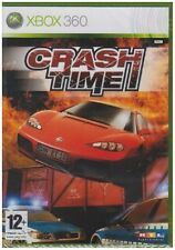 CRASH TIME           -----   pour X-BOX 360
