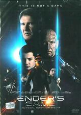 Ender's Game (Region 3) Movie Harrison Ford, Asa Butterfield  Brand New DVD