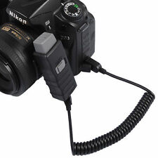 Shutter Release Control/Remote Cord/Cable/Switch④Nikon Camera D7000/D5200/D5100