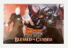 Ultra Pro Deck Box MTG Duel Decks Blessed vs. Cursed Deckbox Magic the Gathering