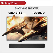 3D 5.1CH 110W Touch Surround Sound Bar System Bluetooth 4.0 Stereo Speaker