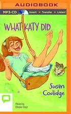 What Katy Did by Susan Coolidge (2015, MP3 CD, Unabridged)