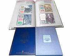 IL Libro dei FRANCOBOLLI d'ITALIA valori postali 1992 completo