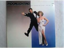 MOONLIGHTING - THE TELEVISION SOUNDTRACK  - LP/VINILO - USA - (EX/NM - EX/NM)