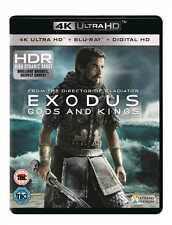 EXODUS- FILM-4K ULTRA HD BLU-RAY + DIGITAL