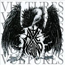 AXEWOUND Vultures CD - Brand New!