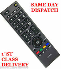 REMOTE CONTROL NEW replacement to TOSHIBA 26AV605PG  32AV605PG