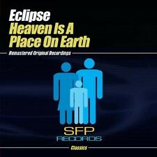 Heaven Is A Place On Earth - Eclipse (2013, CD NIEUW) CD-R