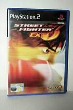 STREET FIGHTER EX 3 GIOCO USATO OTTIMO STATO PS2 VERSIONE ITALIANA MG1 45419