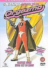 Orgazmo  DVD=from creators of south park-free postage
