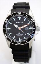 Citizen ECO-DRIVE PROMASTER DIVER'S 200M  ISO 6425 Taucheruhr BN0100-42E