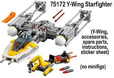 Lego Star Wars Rogue One NEW 75172 Y-Wing Starfighter no minifigures 2017 Scarif