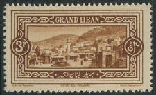 FRANCE COLONIES GRAND LIBAN 1925 N°59 Neuf sans charnière, TB