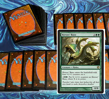mtg GREEN DEVOTION DECK Magic the Gathering rare cards heroes' bane yeva