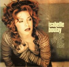 Isabelle Boulay CD Mieux Qu'ici-Bas - Europe (EX/EX+)