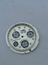 QUADRANTE SECTOR ADV 6500 RICAMBI DIAL PARTS WATCH UHR OROLOGIO CHRONO SC390