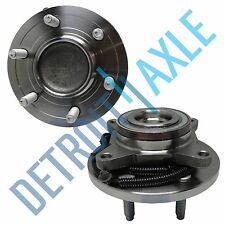 2 New Front Wheel Hub And Bearing Assembly for 2009-11 Ford F150 2WD Truck w/ABS
