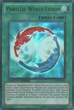 Parallel World Fusion LC02-EN011 / ULTRA RARE / LIMITED EDITION / M/NM /YU-GI-OH