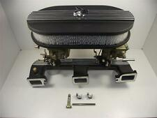 Twin Stromberg Carby, Manifols, air filter Package Holden Red 179,186,202 eh,hk