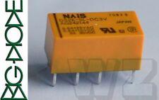 DS2E-SL-DC3V Nais relays 200mW 1 coil latching DC 3V