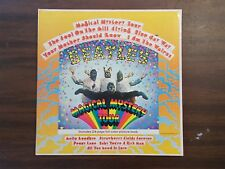 The Beatles Magical Mystery Tour beautiful  Capitol target label