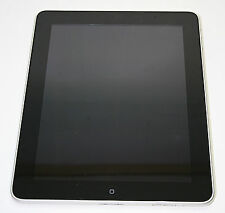 Apple iPad Primera Generación Wi-Fi 3G 16gb-Lote F