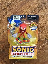 Jazwares Sonic The Hedgehog Knuckles The Echidna Figure NRFB