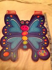 Vtg Lisa Frank Magic Glow Writer Journal Butterfly tablet Memo pad paper Note