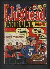 Archie's Pal Jughead 100 page comic annual #1 Betty. Veronica Golden age