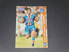 J-C. ROUVIERE SC MONTPELLIER MHSC PAILLADE FOOTBALL CARD DS 1998-1999 PANINI