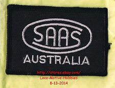 LMH PATCH Badge  SAAS Automotive Pty Ltd  Aftermarket AUTO PARTS Australia