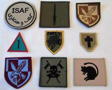 British Army/Military Cloth Brigade/Division & Regiment Formation Badges/TRF's