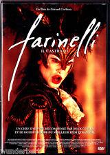 """DVD - ( français ) - """" FARINELLI - Il Castrato """" (1994) - (französische Version)"""