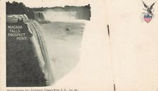 Antique POSTCARD PMC c1900-05 Prospect Point NIAGARA FALLS, NY Unused Early