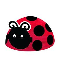 "12"" Ladybug Birthday Party Baby Shower Honeycomb Centerpiece Decoration"