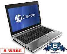 HP EliteBook 8460p 14,1 PULGADAS 4GB RAM 320GB HDD Windows 7 i5 2. Gen A WARE
