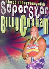 Billy Graham Shoot Interview Wrestling DVD,  WWF